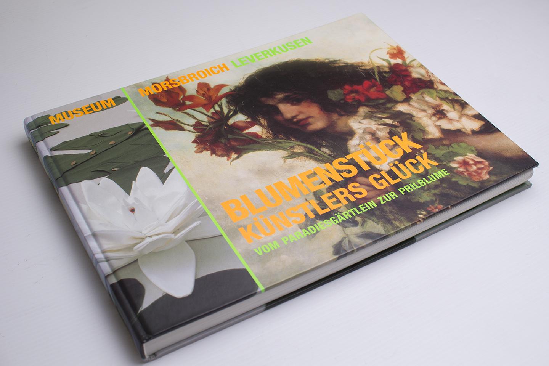 Blumenstück Künstlers Glück