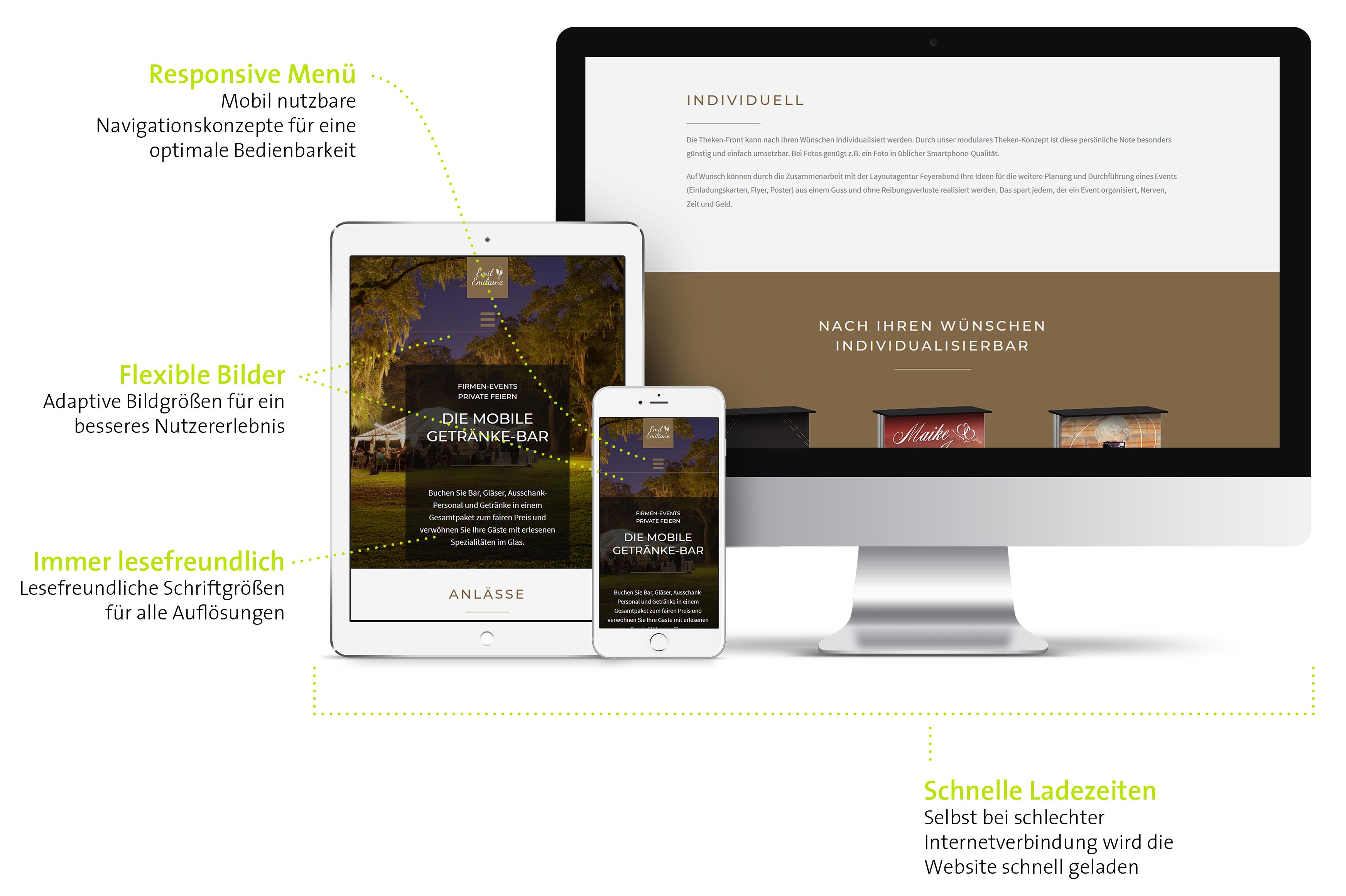 Webdesign Fey