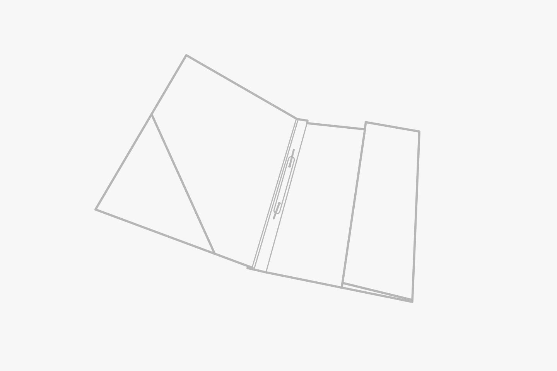Produkte Icon U-Mappe