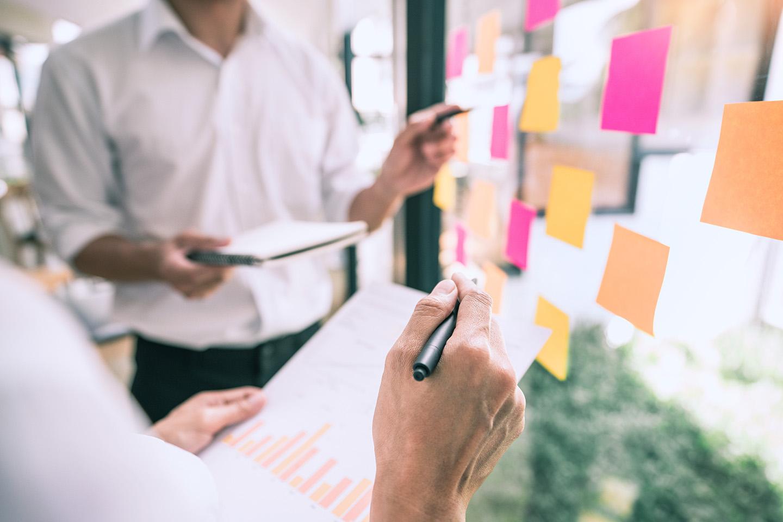 Strategieplanung   Marketingberatung   Führung- und Personalförderung   Unternehmensberatung